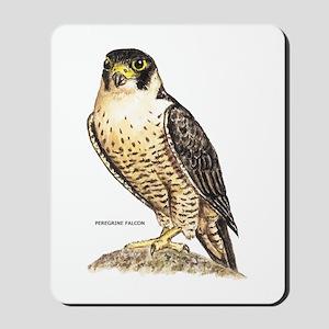 Peregrine Falcon Bird Mousepad