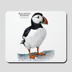 Atlantic Puffin Mousepad