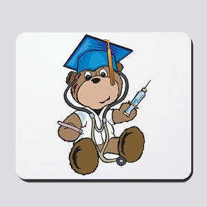 Nurse Graduation Mousepad