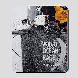 Volvo Ocean Race Mousepad