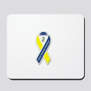 Down Syndrome Mousepad