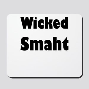 Wicked Smaht Mousepad