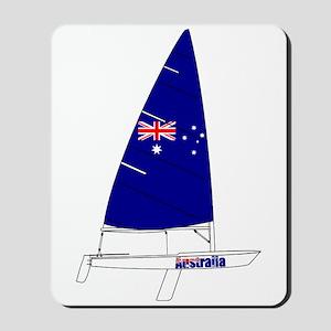 Australia Sailing Mousepad