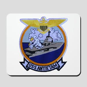 USS ANTIETAM Mousepad