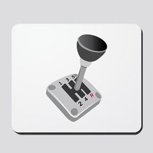 Gear Shift Mousepad