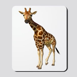 The Giraffe Mousepad