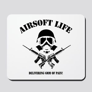 Airsoft Life Mousepad