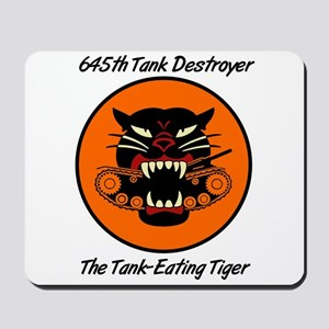 645th Tank Destroyer Mousepad