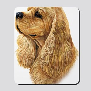 American Cocker Spaniel 2 Mousepad