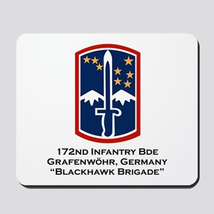 172nd Blackhawk Bde Mousepad