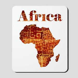 Ethnic Africa Mousepad