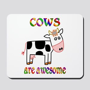 Awesome Cows Mousepad