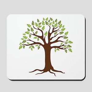 Oak Tree Mousepad