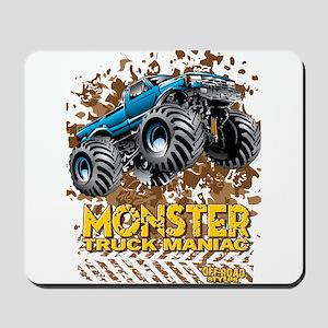 Monster Truck Maniac Mousepad