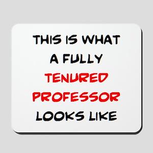 fully tenured professor Mousepad