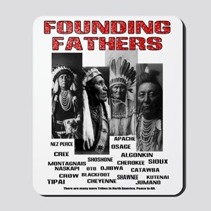 Native American, First Nations (Founding Mousepad