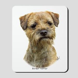 Border Terrier 9A21D-19 Mousepad