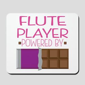 Flute Player Mousepad