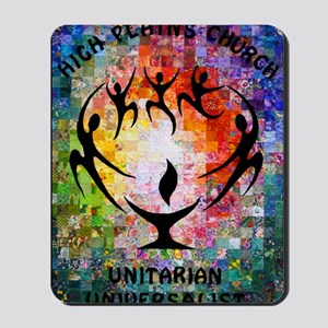 HPCUU Dancer Quilt Mousepad