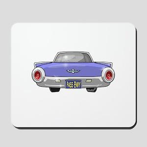1961 Ford T-Bird Mousepad