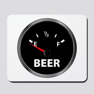 Out of Beer Mousepad