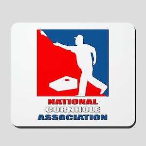 National Cornhole Association Mousepad