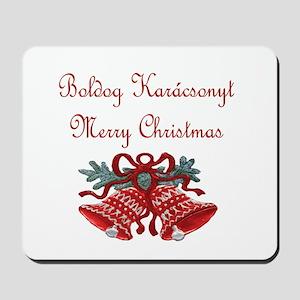 Hungarian Christmas Mousepad