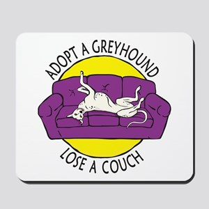 Lose a Couch (P) Mousepad