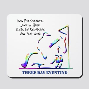 Three Day Eventing Mousepad