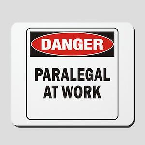 Paralegal Mousepad