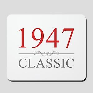 1947 Classic Mousepad