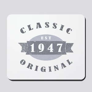 1947 Classic Original Mousepad