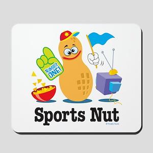 Sports Nut Mousepad