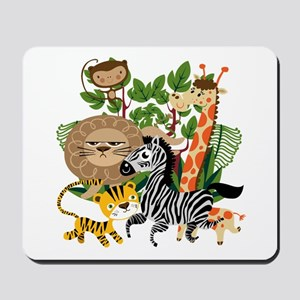 Animal Safari Mousepad