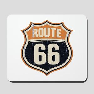 Route 66 -1214 Mousepad