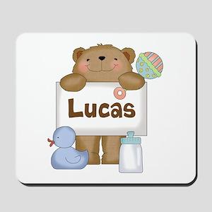 Lucas's Mousepad