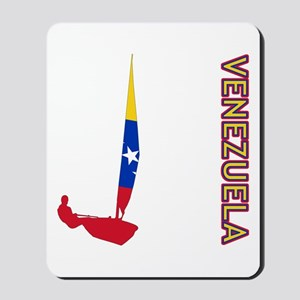Sailing Venezuela Mousepad