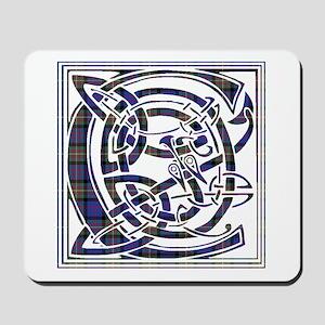 Monogram - Carnegie Mousepad