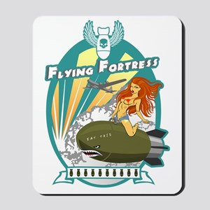 Flying Fortress Mousepad