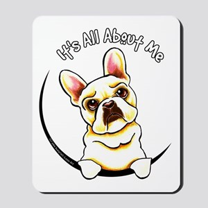 Fawn Frenchie IAAM Mousepad