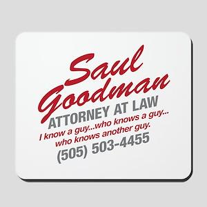Breaking Bad - Saul Goodman Mousepad