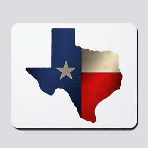 State of Texas Mousepad