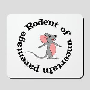 Rat Bastard Mousepad