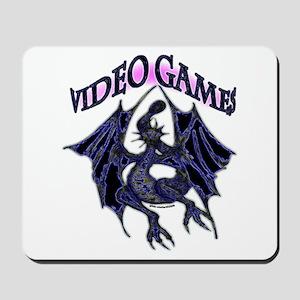 Video Games Fantasy Mousepad
