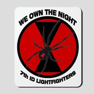 7th ID Light Mousepad