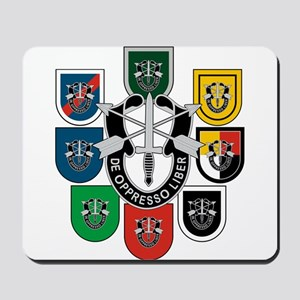 Special Forces Mousepad