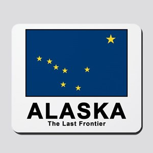 Alaska Flag Mousepad