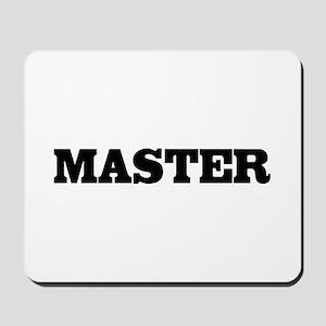 Master Mousepad
