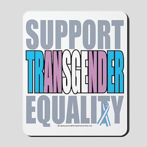 Support-Transgender-Equality Mousepad
