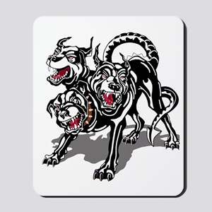 ARNG-127th-Infantry-HHC-Hellhound-Black- Mousepad